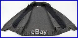 $3250 BRUNELLO CUCINELLI 100% CASHMERE Cardigan Sweater Puffer Lining 48 S M