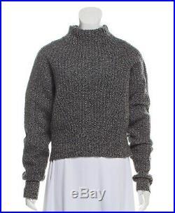 Acne Studios Grey Wool Sweater M Medium