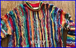Authentic coogi sweater Size M