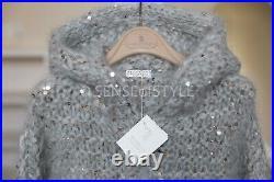 Brunello Cucinelli Cardicoat Cardigan Sweater Size M