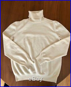 Celine (Philo) wool off-white turtle necksweater size M