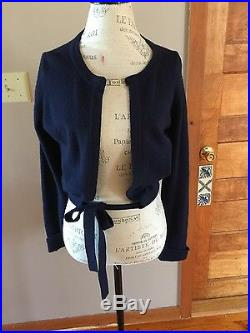 Chanel Cashmere Sweater Size Medium