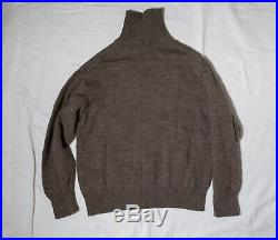 Comme Des Garcons Homme Turtleneck Sweater