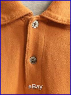 Comme des Garcons Homme Plus AW2005 underarm zip polo shirt sweater mens M