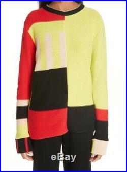 Eckhaus Latta Multicolor Sweater Brand New Medium