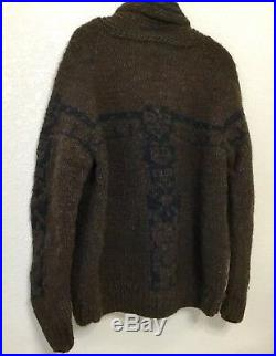 Filson Limited Edition Wool Totem Sweater #18 Produced! Nice Size Medium