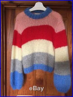 Ganni The Julliard Mohair Sweater Medium