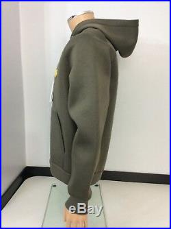 Givenchy Mens Hoodie, Sweater Size Medium Oversized, Khaki, Scuba, Immaculate