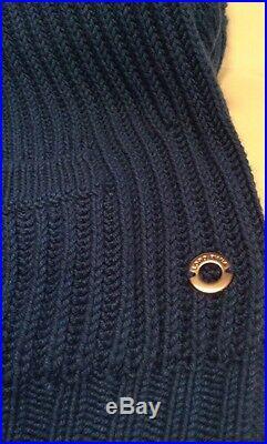 Loro Piana cashmere Ladies Sleeveless Ribbed Knit Sweater Medium