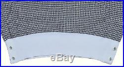 MONCLER GAMME BLEU Knit Houndstooth Sweater Polo MEDIUM ITALY $670