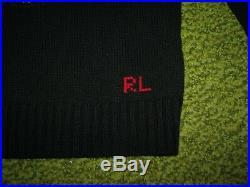 Men's $495. (M) POLO MARTINI BEAR-RALPH LAUREN Wool / Cashmere Sweater