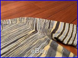 Missoni Men's Cashmere Silk Multi-Striped Sweater