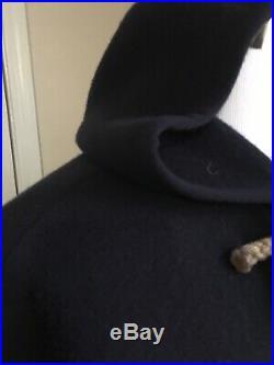 NWT$2995 Ralph Lauren Purple Label Men Cardigan Sweater Jacket Navy/Red M Italy
