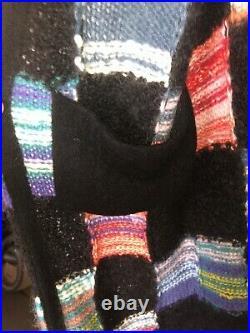 New JOSEPH Women's Chunky Knit Long Cardigan Sweater Jumper / M Medium
