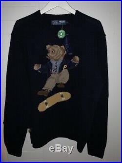 Polo Ralph Lauren x Palace Bear Sweater