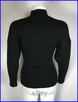 Rare Vtg Jean Paul Gaultier Equator Russian Constructivist 80s Sweater Size M