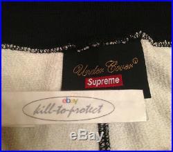 SUPREME x UNDERCOVER SWEAT SHORTS Sz M L XL Box Logo Sweater 2015 S/S Release