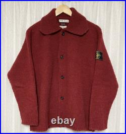 Stone Island A/W 1998 Wool Knit Jumper Made in Italy Vintage brand new condition