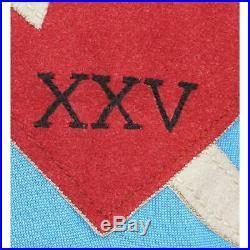 Sz M NEW $2,155 GUCCI Blue Cashmere Silk RED HEART JEWEL DAGGER Knit Top SWEATER