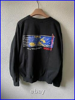 TRD Sweater 90s Rare Toyota JDM TOMS JZX90 JZA80 Supra Corolla AE86 Celica AE111