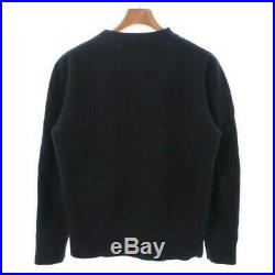 The Elder Statesman Sweaters 574023 Black M