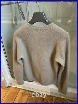 Tom Ford 100% Cashmere Sweater Size Medium RRP $1,700 Saint Laurent Paris Style