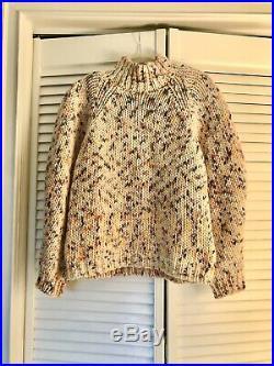 Ulla Johnson Wilder Wool Sweater In Mixte / Multicolor Size M / Medium Resort 20