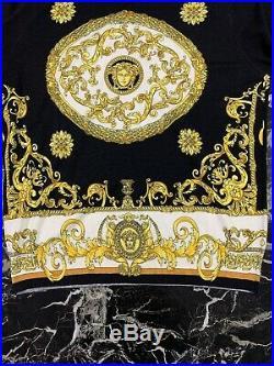Versace Jumper Mens Medusa Head Sweater Size 52, RRP £995