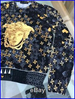 Versace Sweater Mens Jumper Size 52
