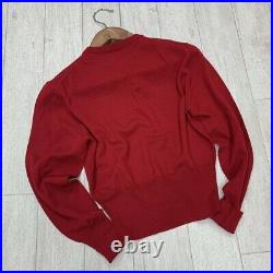 Vivienne Westwood Red Label Womens Knit Wool Sweater
