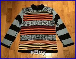 Walter Van Beirendonck World Wide Walt Vintage 1988 Sweater