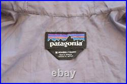 Womens PATAGONIA Blue Nano Puff Hoody Pullover Sweater Jacket Medium $249